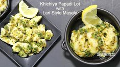 Khichu Lot Masaledar Lariwala Style Video Recipe | Bhavna's Kitchen - YouTube Gujarati Cuisine, Gujarati Recipes, Indian Food Recipes, Gujarati Food, Bhavna's Kitchen, Kitchen Recipes, Rice Recipes, Gluten Free Recipes, Indian Street Food