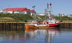 Port de Ste-Thérèse de Gaspé