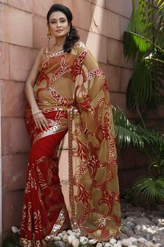 We have wide range of Heavy Work Designer Sari in that we are specialize in party wear!  http://www.shadesandyou.com/product-category/regular-sarees/