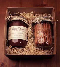 Chocolate Hazelnut Spread & Pretzel Set