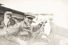 Dario Resta at the 1915 Indy 500.  Gloss finish.