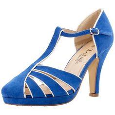 Sandales+et+Nu-pieds+Initiale+paris+02764+bleu+31.46+€