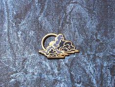 sun after the storm - cloud enamel pin Broches Disney, Jacket Pins, Or Mat, Hard Enamel Pin, Pin Enamel, Pin And Patches, Jacket Patches, Cool Pins, Metal Pins