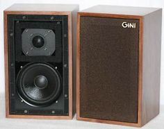 Gini Systems LS3/5a Speaker Kit The rewards of DIY. Review By Ron Nagle