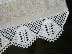Crochet Crafts, Crochet Lace, Filet Crochet Charts, Baby Knitting Patterns, Diy And Crafts, Crochet Dish Towels, Crochet Dishcloths, Crochet Square Patterns, Crochet Rug Patterns