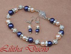 pulseras Colgantes pendientes Bisuteria Las Cosas de Lilitha