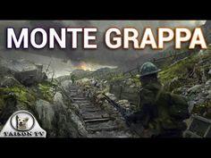 Battlefield 1 MONTE GRAPPA Mapa Multijugador Fortaleza en las montañas, ...