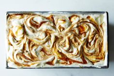Banana Cajeta Ice Cream, a recipe on Food52. Cajeta is a Mexican confection of thickened syrup usually made of sweetened caramelized milk.