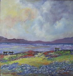 Seaside Cottages (oil on stretched canvas: x x in the Paintings category was listed for on 11 Oct at by Louis Pretorius in Cape Town Now Oils, Kinds Of Music, Oil Painting On Canvas, Abstract Landscape, Impressionism, Still Life, Seaside, Original Art, Cottage