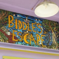 Biddle's Escape - Regent Square - tucked away near the Biddle Park entrance to Frick Park. Wednesday night food trucks, donation-based yoga, and ukelele players...why have I not gone here?!
