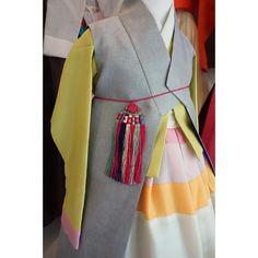 #여아한복 #명주답호 #한복 #바느질풍경 #김복희 #sewinglandscape #dress #hanbok