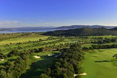 Argentario Golf Club: eco-friendly 18-hole course in Tuscany.