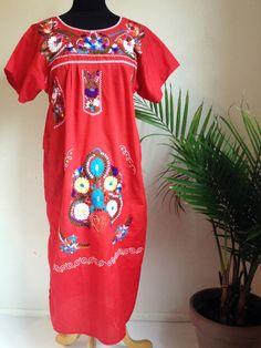 RED-MARILUZ DRESS