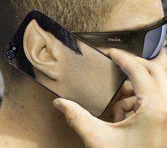 Hilarious Spock Ear iPhoneCase