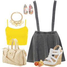 """Casual Suspension"" by flysista on Polyvore"