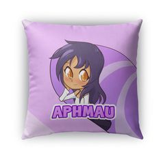 3f1b4d3e8be0 Aphmau® s Official Aphmau - Collectible Gift Pillow  Aphmau Aphmau Merch