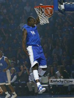 UK basketball: Big Blue Madness rocks the senses Kentucky.com...Julius Randle.