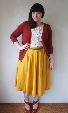 We're falling for Lilli's Fall colors!