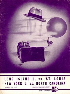 1947-01-14 UNC-NYU Program