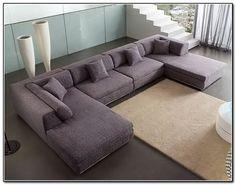 U Shaped Sectional Sofa Canada More