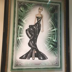 Versace Fashion, Atelier Versace, Fashion Sketches, Fashion Art, Cool Outfits, Illustrations, Nice, Fashion Sketchbook, Illustration