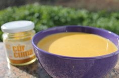 Mis Recetas Anticáncer: Crema de calabaza al curry