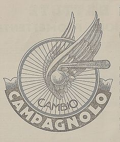 Campagnolo logo is not ..... - Page 2