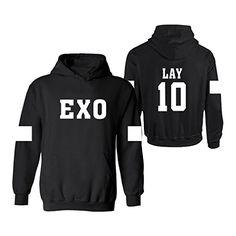 K-Star EXO Unisex Cap Hoodie Sweatershirt Fashion Hoodie ... https://www.amazon.com/dp/B06W2L519K/ref=cm_sw_r_pi_dp_x_RScTybTNAK22N