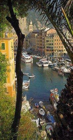 Camogli ~ Liguria, Italy