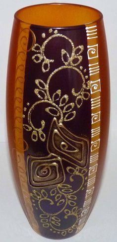 SHOP-PARADISE.COM:  Стеклянная Ваза Flora 260 мм, дизайн светло-коричневый 19,32 €