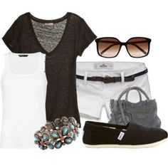 End-of-summer Casual