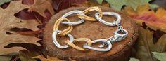 Italian beauty: sterling silver bracelet