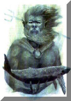 Deuses Poseidon- Netuno.