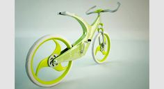 Green Shadow Bike by Mr. Onuff