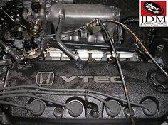 94 95 96 97 HONDA ACCORD EX 2.2L SOHC VTEC ENGINE JDM F22B