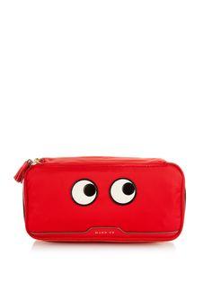 Eyes make-up bag by Anya Hindmarch | Shop now at #MATCHESFASHION.COM