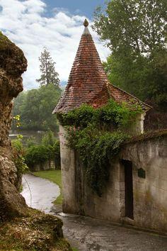 Bourdeilles, Dordogne, Aquitaine, France
