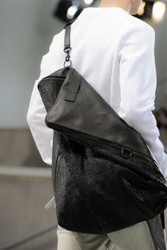 3.1 Phillip Lim Spring 2013 Menswear Borse Alla Moda c407b439a18