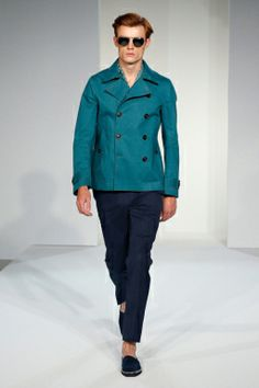 Gieves & Hawkes Spring/Summer 2015 | London Collections: Men