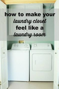 """Find out additional info on """"laundry room storage diy"""". Look into our web site. Laundry Area, Laundry Room Organization, Laundry Room Design, Laundry Rooms, Mud Rooms, Small Laundry Closet, Laundry Drying, Laundry Baskets, Closet Storage"""