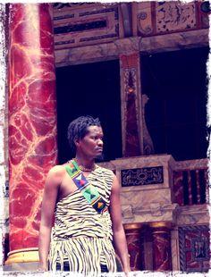 Cymbeline rehearsal by The South Sudan Theatre Company     (c) Fiona Moorhead
