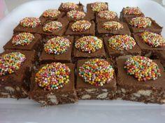 No-Bake Chocolate Slice Recipe