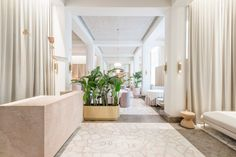 We love the pink terrazzo, how about you? These interior designers know style. Doyledickersonterrazzo.com