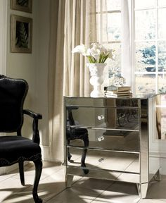 mirrored furniture new styles side tables and accent tables - Cheap Mirrored Furniture