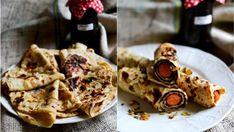 Lokše nebo-li bramborové placky jsou vynikající variantou místo knedlíků třeba ke kachně a pokud máte rádi sladké, můžete si je udělat i s povidly nebo s mákem. Máme pro vás základní recept na vláčné lokše na sádle a jako bonus i recept na plněné lokše do ruky. Waffles, Pancakes, French Toast, Bread, Cooking, Breakfast, Sweet, Ethnic Recipes, Food