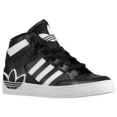 15b31aa9c3d303 adidas Originals Hard Court Hi - Boys  Preschool - Basketball - Shoes -  Black
