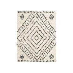 Nubia gulvtæppe i hvid fra House Doctor - cm Yellow Rug, Pink Rug, White Rug, Duck Egg Blue Rugs, High Pile Rug, Textiles, Gold Rug, Berber Rug, Red Rugs