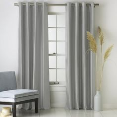 For the sliding glass door in bedroom? On sale now at West Elm...