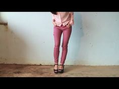 DIY: Turning Flare Jeans Into Skinny Jeans