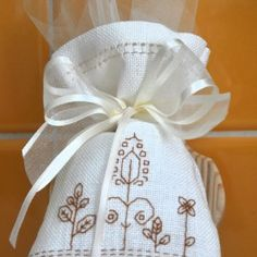 weddings party favors - totally handmade - to be personalised